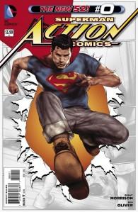 action comics 0 review