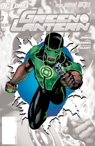 green lantern 0 review