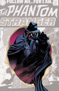 phantom stranger 0 review