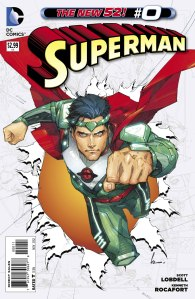 SUPERMAN 0 REVIEW