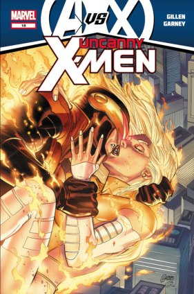 Uncanny X-men 18 Review and Cover