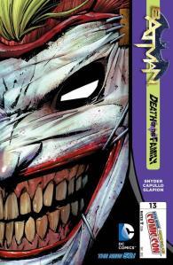 Batman 13 Cover