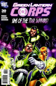 Green Lantern Corps 30