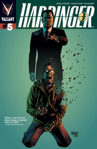 Harbinger 5 Cover