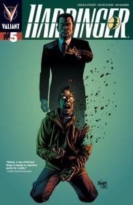 Harbinger 5 Cover