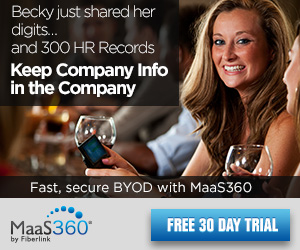 MaaS360 Mobile Device Management