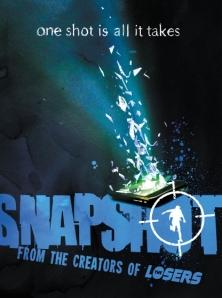 SNAPSHOT 1 COMIC DIGGLE JOCK