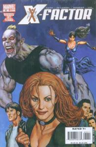 X-Factor 32 Cover