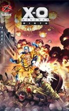 X-O Manowar Birth