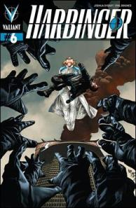 HARBINGER 6 COVER & REVIEW