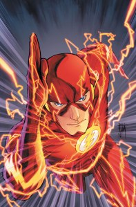 FLASH VOLUME 1 MOVE FORWARD COVER