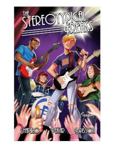 stereotypical freaks cover