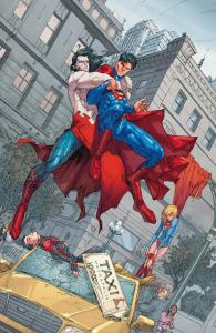 SUPERMAN 14 COVER