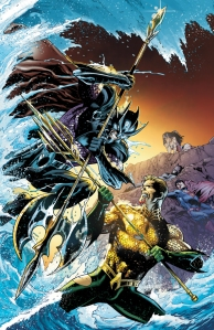 aquamann 15 cover