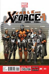 Cable and x-force 1 review