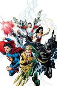 JUSTICE LEAGUE 15 COVER