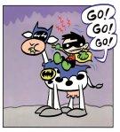 bat cow funny