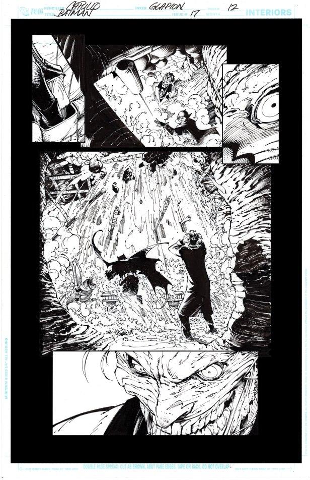 BATMAN 17 PAGE