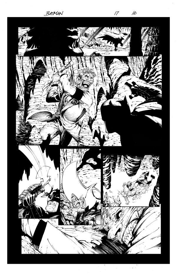 BATMAN 17 PREVIEW
