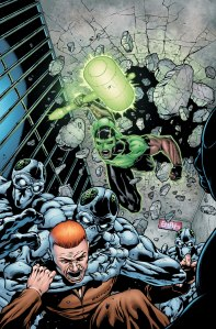 green lantern corps 16 cover