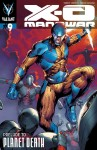 X-O MANOWAR 9 COVER