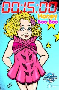 Honey boo boo cover