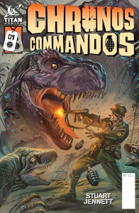 CHRONOS COMMANDOS 1 COVER