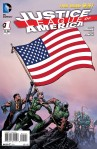 Justice league of america 1 cover