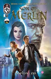 son of merlin cover 1