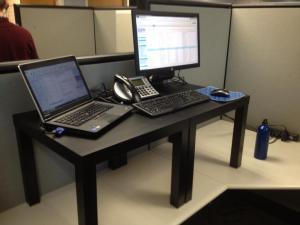 Standing Desk Real