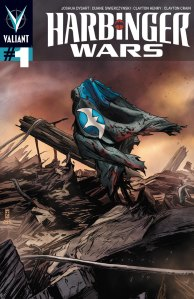 HARBINGER WARS 1