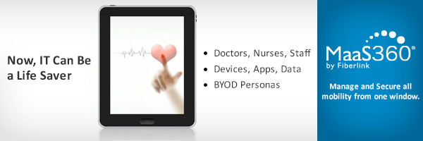 Healthcare Mobile Device Management