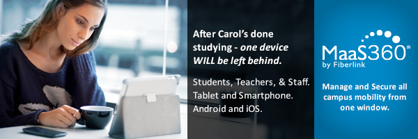Higher-Ed Mobile Device Management