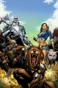Zenescope OZ cover