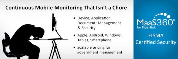Public Sector Mobile Device Management