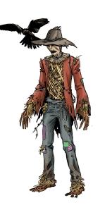 zenescope oz Scarecrow