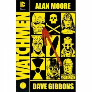 watchmen deluxe edition hardcover