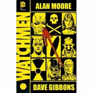 watchmen deluxe edition hardcover
