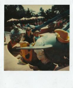 Jeannette and Rob Patey Disney 1979