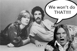 hall and meatloaf