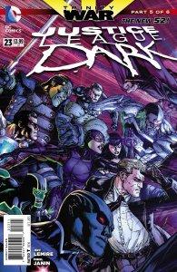 justice league dark 23 cover