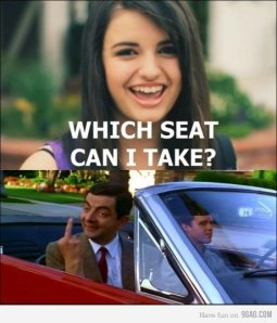 rebecca black mr bean