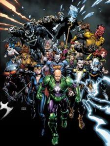 Forever Evil 1 cover