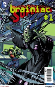 BRAINIAC 1 COVER