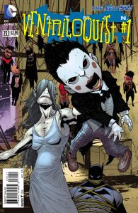 ventriloquist 1 cover