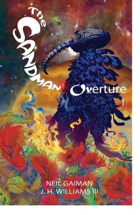 sandman overture 1 cover