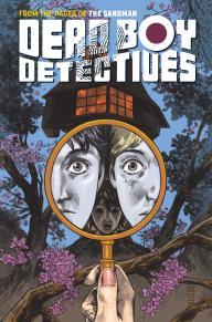 Dead Boy Detectives 1 Cover