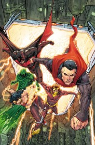 justice league 3000 1 cover