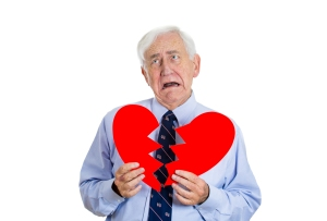 broken heart executive