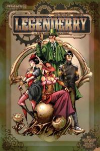 legenderry 1 cover